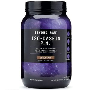 Beyond Raw ISO- Casein