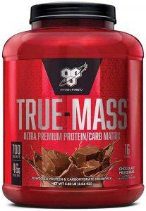Bsn True-Mass Weight Gainer