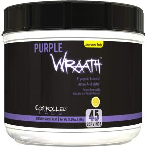 Controlled Labs Purple Wraath Best Intra Workout Drinks
