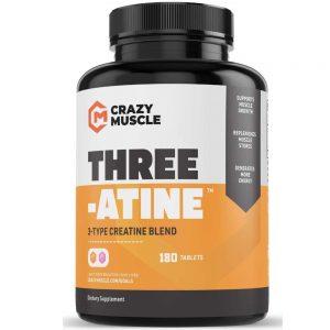 Creatine Pills - Keto-Friendly Muscle Builder Best Creatine Supplements