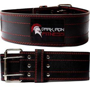 Dark Iron Best Weightlifting Belt