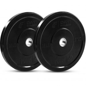 Day 1 Fitness Olympic Bumper Plate