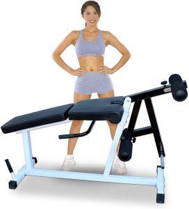 Deltech Fitness Leg Machine