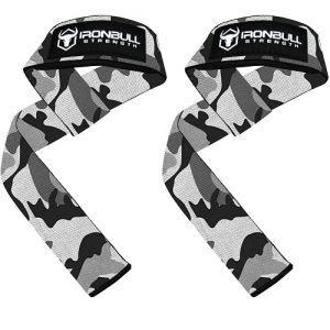 Iron Bull Strength Best Lifting Strap