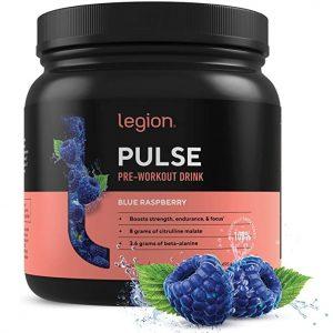 Legion Pulse Best Stimulant Free Preworkout