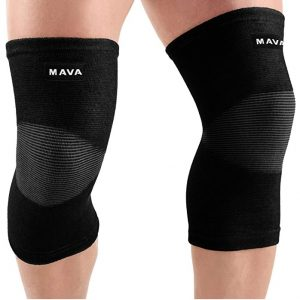 Mava Sports Knee Support Sleeves