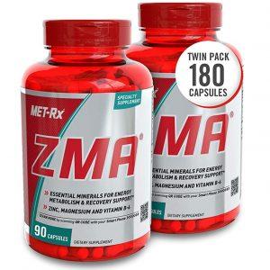 Met-Rx Best ZMA Supplement