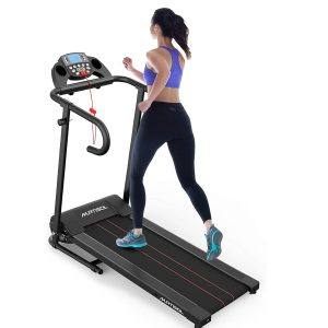 Murtisol 1000W Folding Treadmill