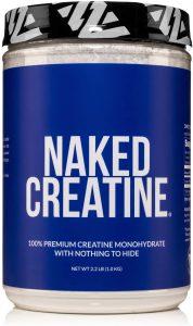 Naked Creatine Pure Creatine Monohydrate