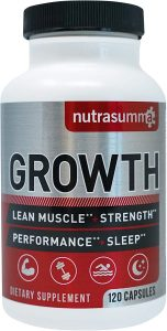 Nutrasumma Growth Hormone Supplement