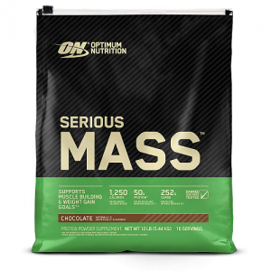 Optimum Nutrition Serious Best Mass Gainer