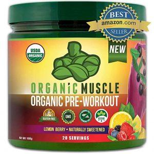 Organic Muscle Organic Pre Workout