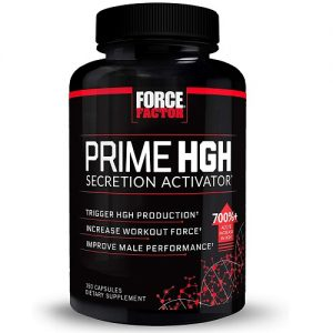 Prime HGH Secretion Activator Supplement