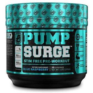 Pumpsurge Pre Workout Supplement