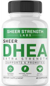 Sheer DHEA Extra Strength 100 mg