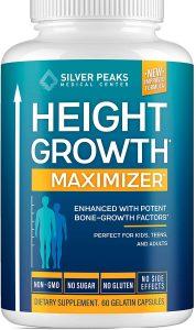 Silver Peaks Height Growth Maximiser