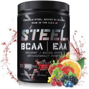 Steel Supplements Best BCAA