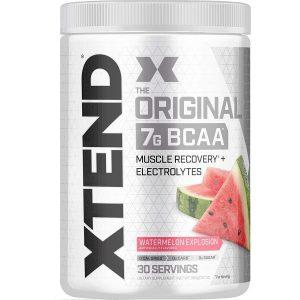 XTEND Original BCAA Powder Best BCAA Supplements