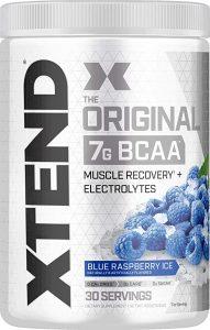 Xtend Original BCAA Powder Blue Raspberry Ice