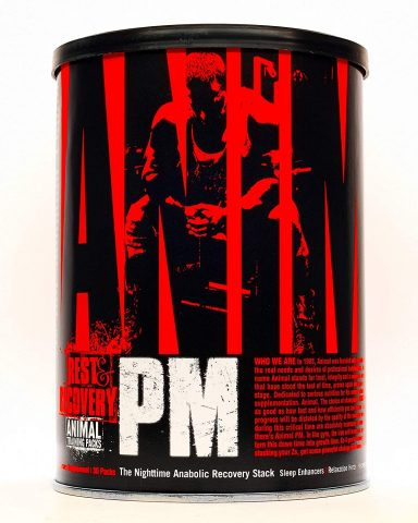 Animal PM - Nighttime Anabolic Recovery Stack