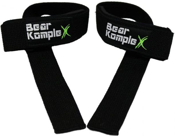 Bear KompleX Lifting Straps