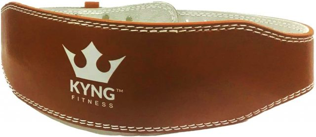 Kyng Fitness Professional Weight Lifting Belt