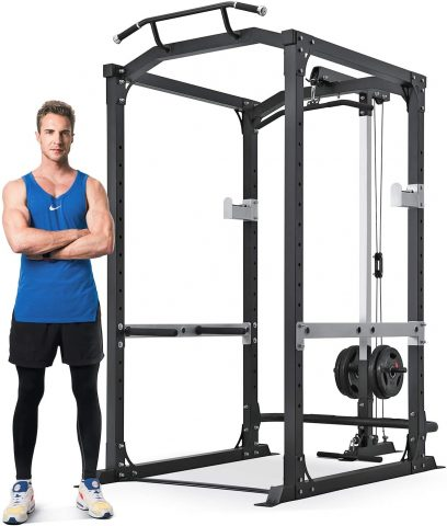 MaxKare Power Cage Smith Machine