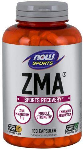 Now Sports Nutrition ZMA
