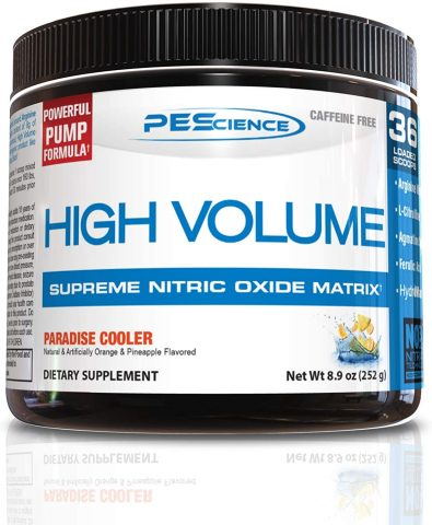 PeScience High Volume Nitric Oxide Booster