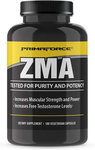 Primaforce ZMA Dietary Supplement