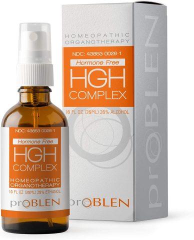 ProBLEN HGH Complex, Amino Acid HGH-Booster Supplement