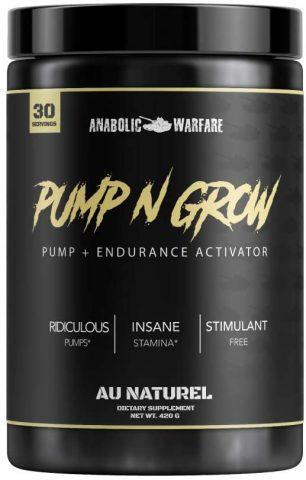 Pump-N-Grow Muscle Pump