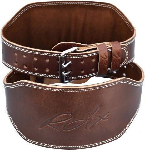 Rdx Weight Lifting Leather Belt