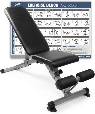 RitFit Utility Weight Bench