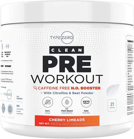Ultra Clean Stim-Free Pre Workout