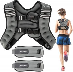 Pacearth Weighted Vest