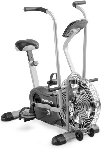 Marcy Exercise Upright Fan Bike Air 1