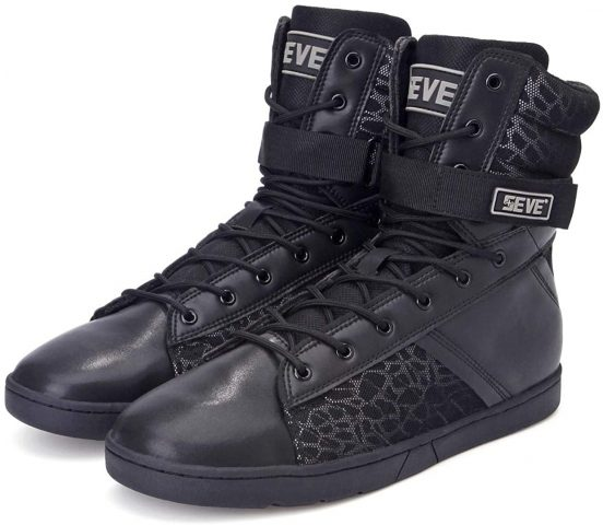 Seve Men's High Top Weightlifting Shoes